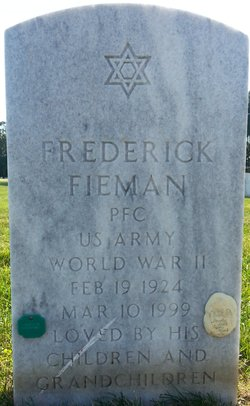 Frederick Fieman