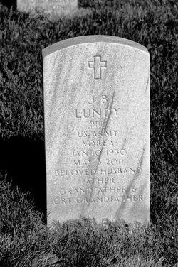 J B Lundy