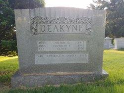 Oliver Deakyne, Sr