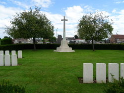 Berlaimont Communal Cemetery Extension