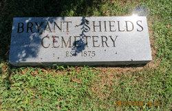 Bryant-Shields Family Cemetery