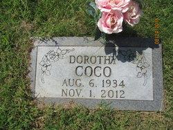 Dorothy P <I>Gamblin</I> Coco