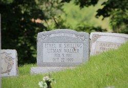Ethel Mae <I>Shilling</I> Walker
