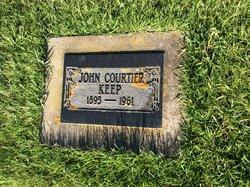 John Courtier Keep