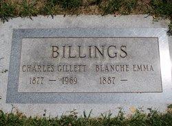 Emma Blanche <I>Tate</I> Billings