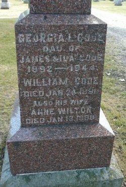 Anne <I>Wilton</I> Code