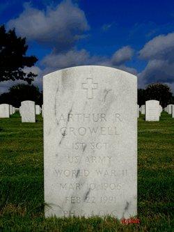 Arthur R Crowell