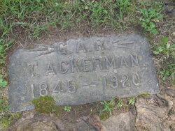 Theron Ackerman