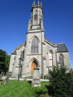 Rhu Parish Graveyard