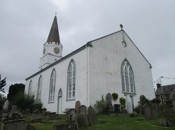 Comrie, The White Church