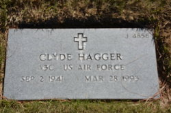 Clyde Hagger