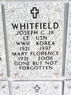 Joseph C Whitfield, Jr