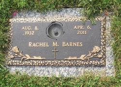 Rachel M. Barnes