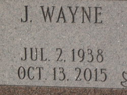 "James Wayne ""Wayne"" Goddette Sr."