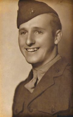 PFC James Francis Mansfield