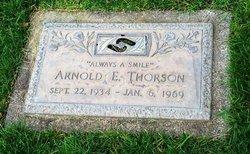"""Arnold Everrett """"Arnie"""" Thorson"""