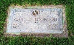 Carl E Thorson