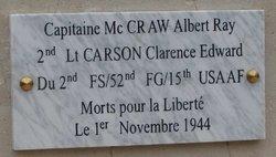 Capt Albert Ray McCraw