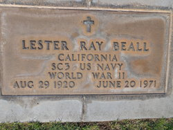 Lester Ray Beall