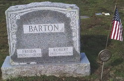 Freida O <I>Monthony</I> Barton