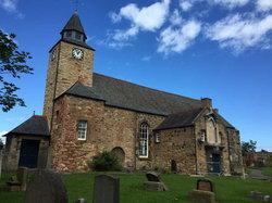 Prestongrange Church Cemetery