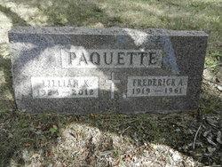Lillian Kathleen <I>Kaiser</I> Paquette