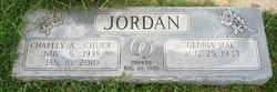"Charley Alvin ""Chuck"" Jordan"