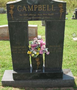 """Thedford Wayne """"T"""" Campbell"""