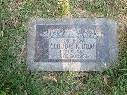 Claudia Kay Aoki