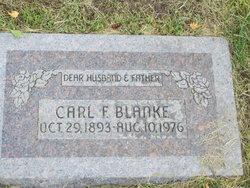 Carl S Blanke