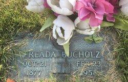 Freada <I>Abe</I> Buchholz