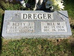 Betty J. <I>Hammon</I> Dreger