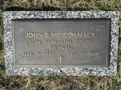 John Edward McCormack