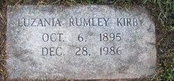 Luzania <I>Rumley</I> Kirby