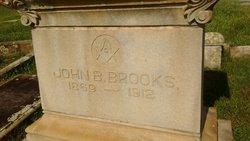 John B Brooks