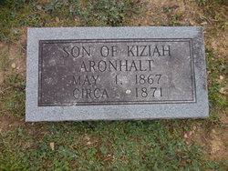 Son of Kiziah Aronhalt