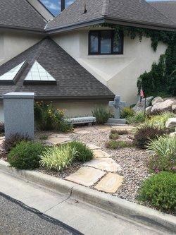 All Saints Episcopal Church Memorial Garden