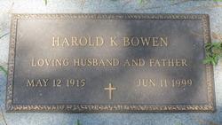 Harold K. Bowen