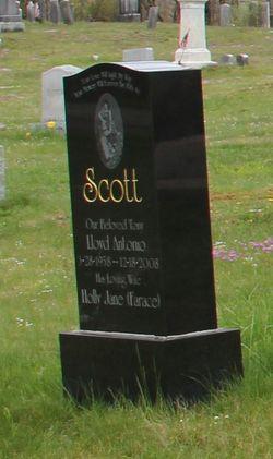 Lloyd Antonio Scott