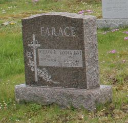 Sandra Jane <I>Slater</I> Farace