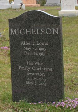 Emily Christina Michelson