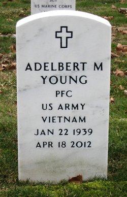 """Adelbert Matthew """"Del"""" Young"""