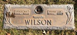 Gracie Mae <I>Anthony</I> Wilson