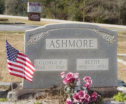 "Elizabeth Hazel ""Bettie"" <I>Quarles</I> Ashmore"