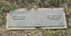Madeline <I>Bardwell</I> Baird