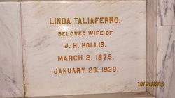 "Malinda M ""Linda"" <I>Taliaferro</I> Hollis"