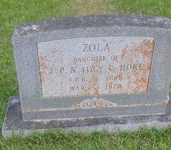 Zola Hoke