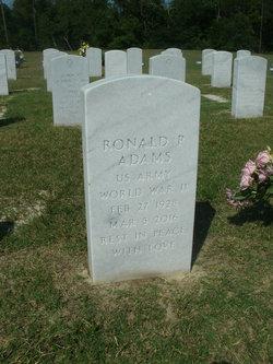 Ronald Paul Adams