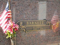 Barbara Jane <I>Hill</I> Barnett