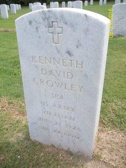 Kenneth David Crowley